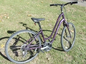 "Used Trek Verve 1 Ladies 16"" 2013"