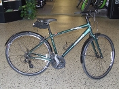 Used Specialized Sirrus Green